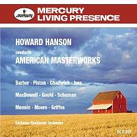 Howard Hanson – Howard Hanson conducts American Masterworks [5 CDs]