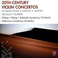 Dene Olding, Xiao-Dong Wang, Adelaide Symphony Orchestra, Omri Hadari – 20th-Century Violin Concertos