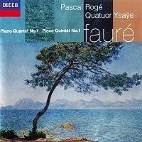 Pascal Rogé, Quatuor Ysaye – Fauré: Piano Quintet No. 1; Piano Quartet No. 1
