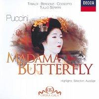 Renata Tebaldi, Fiorenza Cossotto, Carlo Bergonzi, Tullio Serafin – Puccini: Madama Butterfly - Highlights