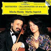 Mischa Maisky, Martha Argerich – Beethoven: Cello Sonatas Op.69 & 102; Variations