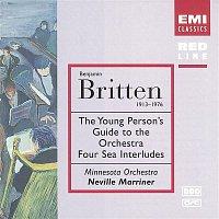 Minnesota Orchestra, Sir Neville Marriner – Britten: Orchestral Works