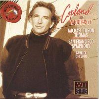 Garrick Ohlsson, Michael Tilson Thomas, Aaron Copland – Copland: The Modernist