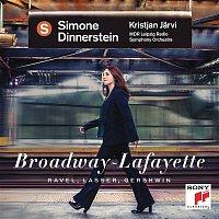 Simone Dinnerstein, Philip Lasser, Kristjan Jarvi, MDR Sinfonieorchester – Broadway - Lafayette (Ravel, Lasser, Gershwin)