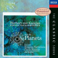 London Symphony Orchestra, Pierre Monteux, Wiener Staatsopernchor – Elgar: Enigma Variations / Holst:The Planets