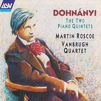 Martin Roscoe, Vanbrugh Quartet – Dohnányi: Piano Quintets
