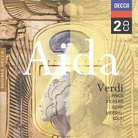 Leontyne Price, Jon Vickers, Rita Gorr, Robert Merrill, Sir Georg Solti – Verdi: Aida [2 CDs]