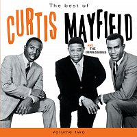 Curtis Mayfield & The Impressions – The Best Of .... Vol 2
