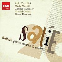Various Artists.. – Satie: Parade; Relache; Mercure - Poses plastiques en trois tableaux; Messe des pauvres etc