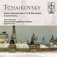 Peter Donohoe, Bournemouth Symphony Orchestra, Rudolf Barshai – Piano Concerto No. 1, Concert Fantasy