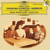 Gary Graffman, Wiener Philharmoniker, André Previn – R. Strauss: Symphonia Domestica, Op.53; Parergon zur Symphonia Domestica, Op.73