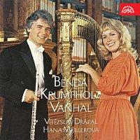 Vítězslav Drápal, Hana Müllerová – Benda, Krumpholz, Vaňhal: Sonáty pro flétnu a cembalo