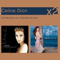 Céline Dion – A New Day Has Come / Let's Talk About Love (Coffret 2 CD)
