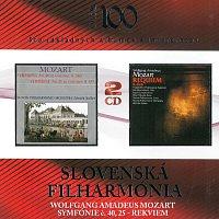 Slovenská filharmonie – Symfónie č. 40, 25, Rekviem