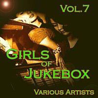 Různí interpreti – Girls of JukeBox Favorites, Vol. 7