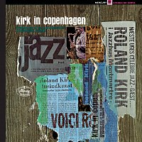 Přední strana obalu CD Kirk in Copenhagen