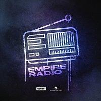 Přední strana obalu CD Empire Radio