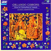 Přední strana obalu CD Gibbons: Music for Harpsichord and Virginals