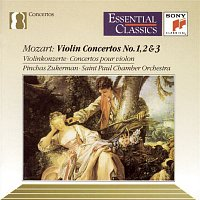 Pinchas Zukerman, The Saint Paul Chamber Orchestra – Mozart:  Concertos Nos. 1-3 for Violin and Orchestra