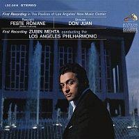 Zubin Mehta – Respighi: Feste romane - Strauss: Don Juan, Op. 20