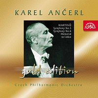 Ančerl Gold Edition 34. Martinů: Symfonie č. 5 a 6, Památník Lidicím