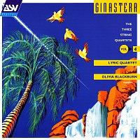 Olivia Blackburn, Lyric Quartet – Ginastera: The 3 String Quartets