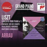 Eugene Ormandy, Claudio Arrau, Franz Liszt, The Philadelphia Orchestra – Liszt: Concerto 1, Fantaisie, Rhapsodies hongroises - Arrau