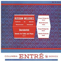 Gregor Piatigorsky, Dmitri Shostakovich, Valentin Pavlovsky – Russian Melodies (Remastered)