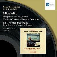 Sir Thomas Beecham, Jack Brymer, Gwydion Brooke – Mozart: Symphony 41/Wind Concertos