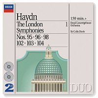 Royal Concertgebouw Orchestra, Sir Colin Davis – Haydn: The London Symphonies - Nos. 95, 96, 98 & 102 - 104