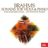Josef Koďousek, Jan Novotný – Brahms: Sonáty pro violu a klaví