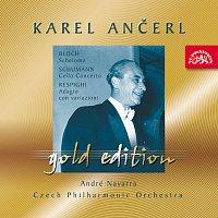 Česká filharmonie, Karel Ančerl – Ančerl Gold Edition 27. Bloch: Šelomo - Schumann: Koncert pro violoncello a orchestr - Respighi: Adagio con variazioni