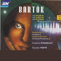 Susanne Stanzeleit, Gustáv Fenyő – Bartók: The Music for Violin and Piano Vol.1