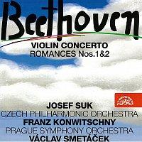 Josef Suk – Beethoven: Koncert pro housle a orchestr