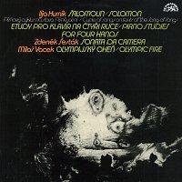 Různí interpreti – Hurník, Šesták, Vacek: Šalomoun, Etudy, Sonata da camera, Olympijský oheň