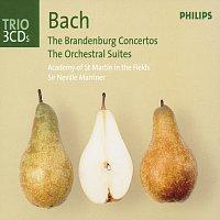 Academy of St. Martin in the Fields, Sir Neville Marriner – Bach, J.S.: Brandenburg Concertos/Orchestral Suites/Violin Concertos