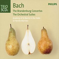Academy of St. Martin in the Fields, Sir Neville Marriner – Bach, J.S.: Brandenburg Concertos/Orchestral Suites/Violin Concertos