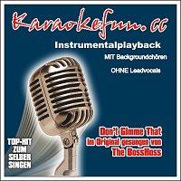 Karaokefun.cc VA – Don't Gimme That - Karaoke