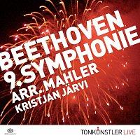 Tonkunstler-Orchester Niederosterreich, Kristjan Jarvi, Gabriele Fontana – Beethoven: Symphonie Nr. 9 (arr. Mahler)