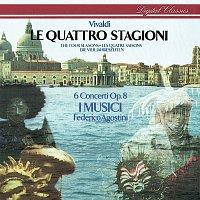 Federico Agostini, I Musici – Vivaldi: The Four Seasons; La tempesta di mare; Il piacere