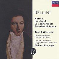 Dame Joan Sutherland, Coro del Maggio Musicale Fiorentino, London Symphony Chorus – Bellini: Collectors Edition (10 CDs) -