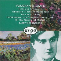 Hagai Shaham, The New Queen's Hall Orchestra, Barry Wordsworth – Vaughan Williams: Fantasia on a Theme by Thomas Tallis/The Lark Ascending etc.