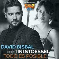 """David Bisbal, Tini Stoessel – Todo Es Posible [Tema Principal De La Película """"Tadeo Jones 2 El Secreto Del Rey Midas""""]"""