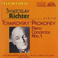 Svjatoslav Richter – Čajkovskij - Prokofjev: Koncerty pro klavír a orchestr č. 1