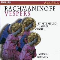 Olga Borodina, Vladimir Mostovoy, St.Petersburg Chamber Choir, Nikolai Korniev – Rachmaninov: Vespers (All-Night Vigil), Op.37