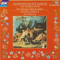 Musica Fabula, Jan Walters, Alastair Hamilton – Sances: 17th Century Music for Sopranos, Harp and Guitar