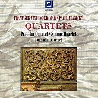 Panochovo kvarteto - členové, Stamicovo kvarteto, Jan Budín – Krommer-Kramář, Vranický: Smyčcové kvartety
