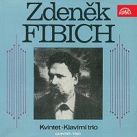 Přední strana obalu CD Fibich: Kvintet, Klavírní trio