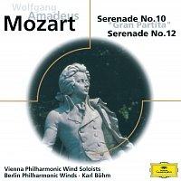 Blaservereinigung der Wiener Philharmoniker, Berlin Philharmonic Wind Ensemble – Mozart: Serenades Nos. 10 & 12