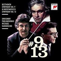 Michael Sanderling, Dmitri Shostakovich, Dresdner Philharmonie, Mikhail Petrenko, Estnischer Nationaler Mannerchor – Beethoven: Symphony No. 9 & Shostakovich: Symphony No. 13